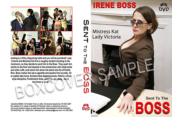 For bondage and disipline dvd necessary words